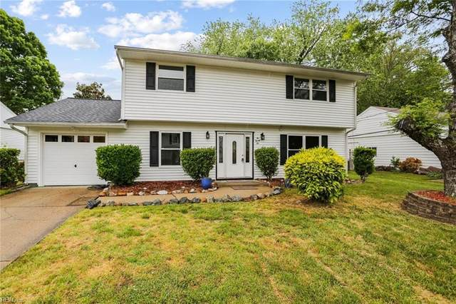 122 Culotta Dr, Hampton, VA 23666 (#10376919) :: Rocket Real Estate