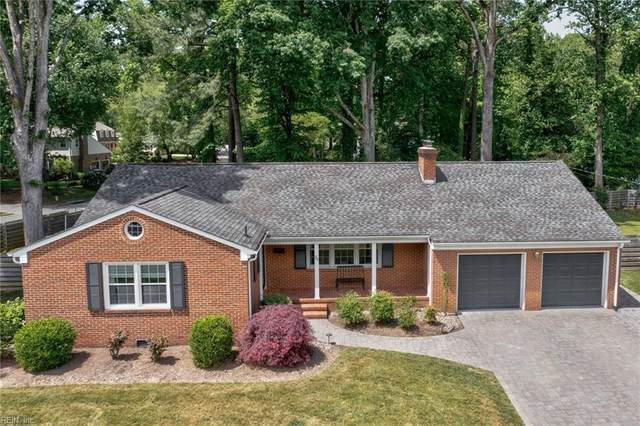 24 Beverly Hills Dr, Newport News, VA 23606 (#10376944) :: RE/MAX Central Realty