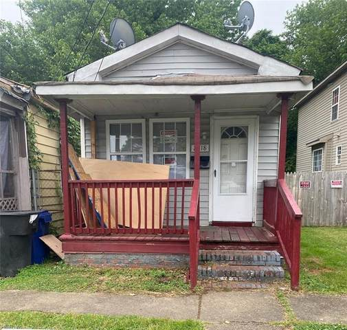 2118 Pearl St, Portsmouth, VA 23704 (#10376948) :: Berkshire Hathaway HomeServices Towne Realty