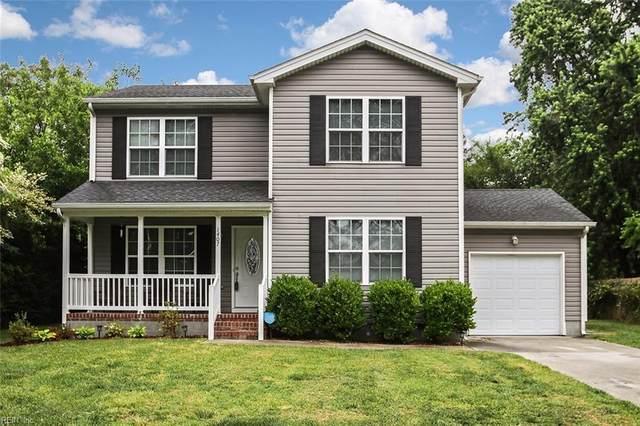 1407 Salton Dr, Chesapeake, VA 23325 (#10376955) :: The Kris Weaver Real Estate Team