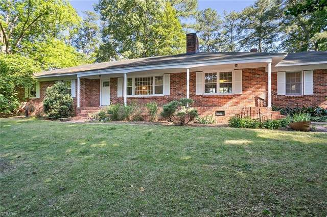 169 Talbot Dr, Isle of Wight County, VA 23430 (#10376958) :: Team L'Hoste Real Estate