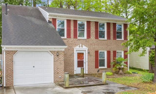 2517 Elon Dr, Virginia Beach, VA 23454 (#10376964) :: Kristie Weaver, REALTOR