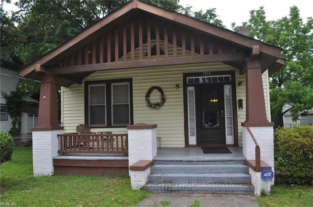 1610 Barron St, Portsmouth, VA 23704 (#10377019) :: Rocket Real Estate