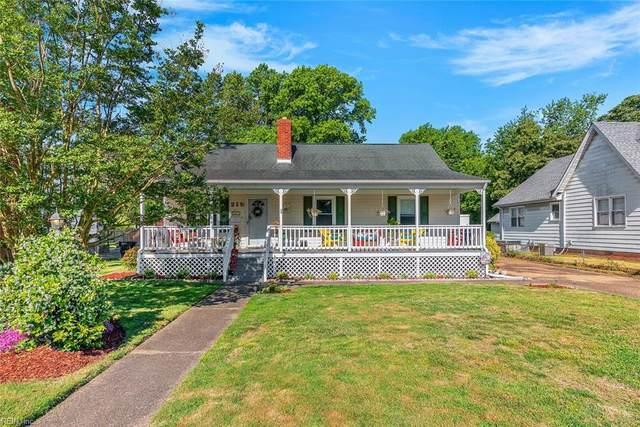 215 Shenandoah Rd, Hampton, VA 23661 (#10377021) :: The Kris Weaver Real Estate Team