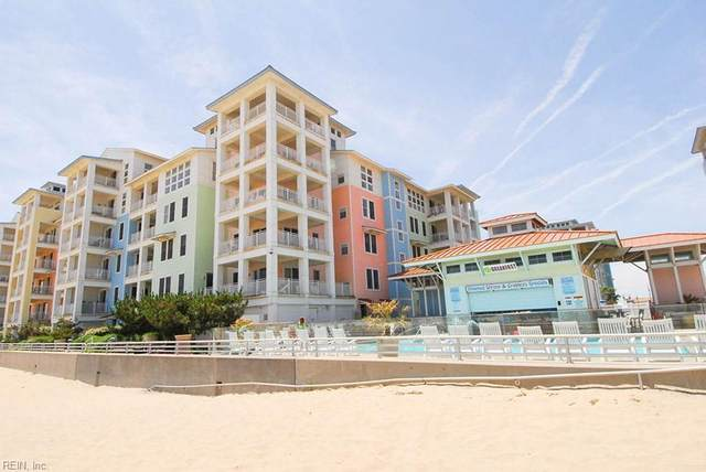 3700 Sandpiper Rd #406, Virginia Beach, VA 23456 (#10377053) :: RE/MAX Central Realty