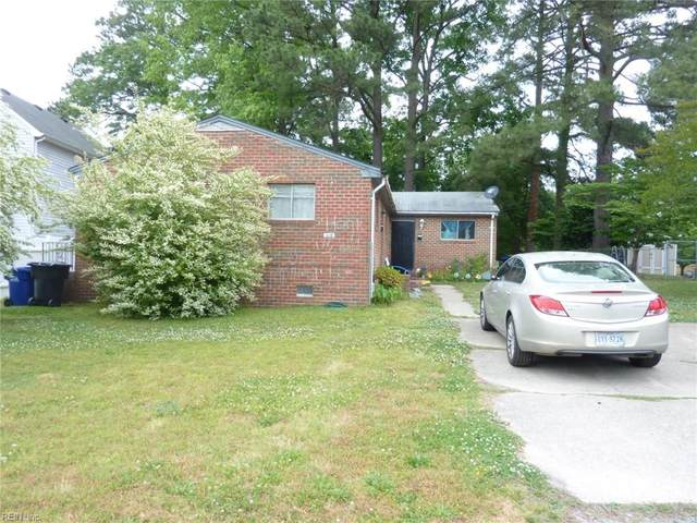 5218 Johnson Ave, Portsmouth, VA 23701 (#10377096) :: The Kris Weaver Real Estate Team