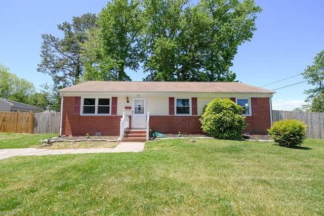 51 Buffalo Dr, Hampton, VA 23664 (#10377100) :: Abbitt Realty Co.