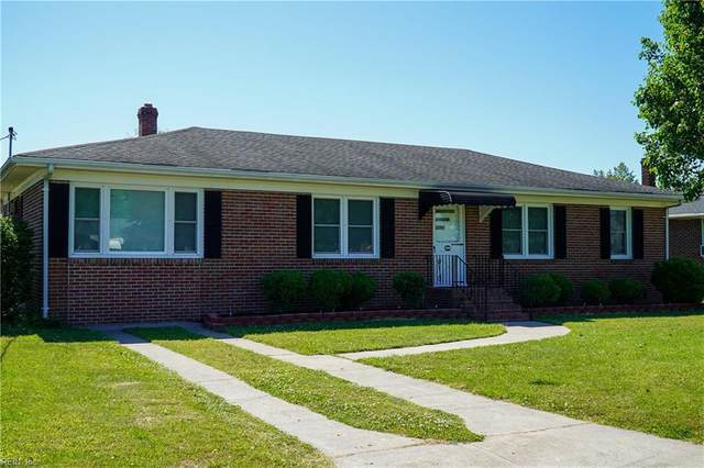 206 Edward Ave, Suffolk, VA 23434 (#10377124) :: The Bell Tower Real Estate Team