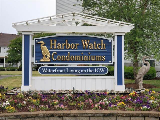 4 Harbor Watch Dr #510, Chesapeake, VA 23320 (#10377164) :: Berkshire Hathaway HomeServices Towne Realty
