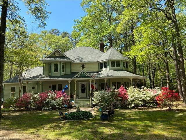 571 Holland Point Rd, Mathews County, VA 23050 (#10377176) :: The Bell Tower Real Estate Team