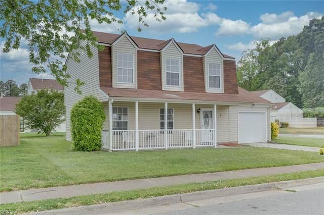 2 Harrogate Ln, Hampton, VA 23666 (#10377177) :: The Bell Tower Real Estate Team