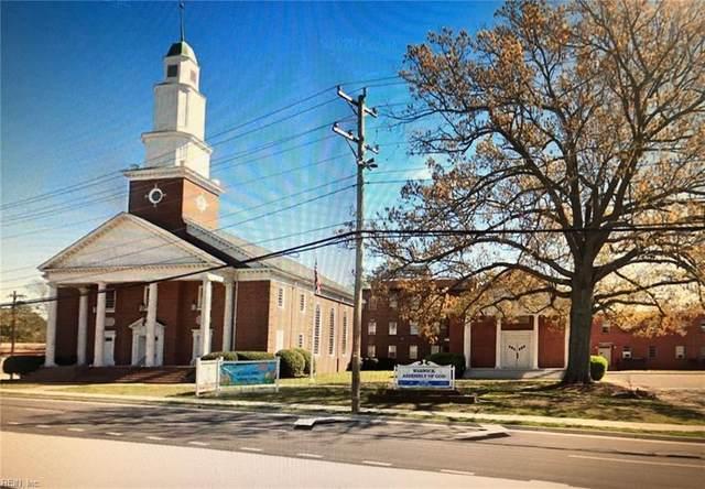 1228 Todds Ln, Hampton, VA 23666 (#10377192) :: The Bell Tower Real Estate Team