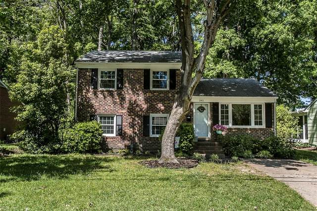 341 Ronald Dr, Newport News, VA 23602 (#10377203) :: Berkshire Hathaway HomeServices Towne Realty