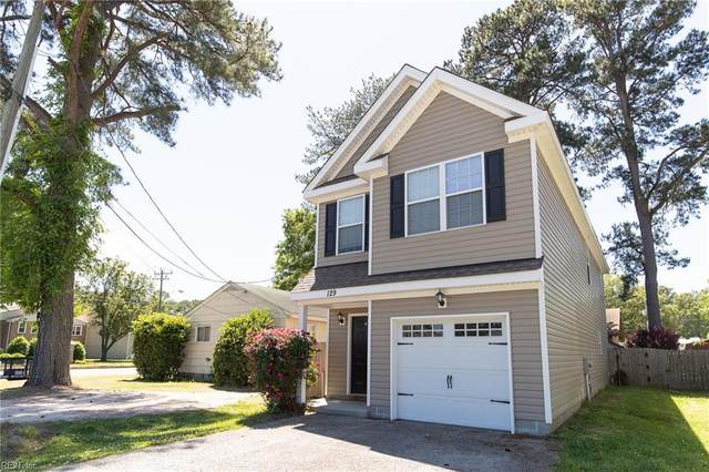 129 S Boggs Ave, Virginia Beach, VA 23452 (#10377222) :: Berkshire Hathaway HomeServices Towne Realty