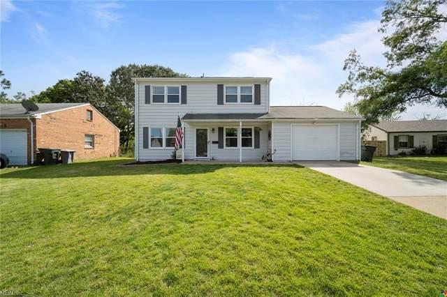 1805 Mehrens Ct, Hampton, VA 23666 (#10377233) :: Encompass Real Estate Solutions