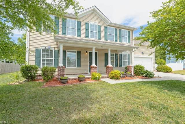 186 Rochdale Ln, Suffolk, VA 23434 (#10377255) :: Atkinson Realty