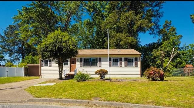 311 Adwood Ct, Hampton, VA 23605 (#10377268) :: Berkshire Hathaway HomeServices Towne Realty