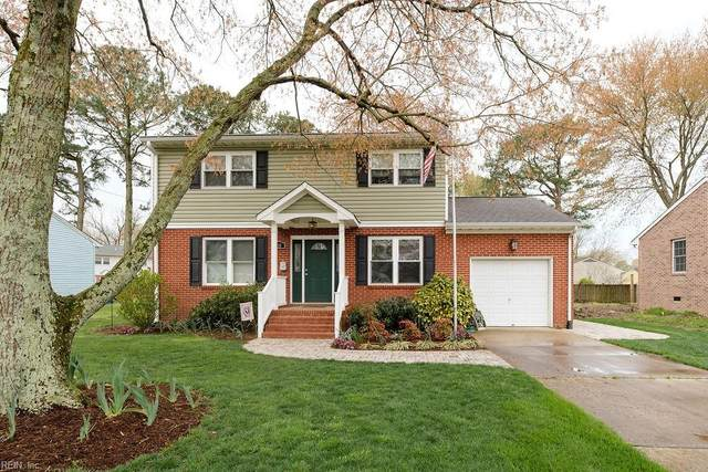 318 Agusta Dr, Newport News, VA 23601 (#10377287) :: Berkshire Hathaway HomeServices Towne Realty