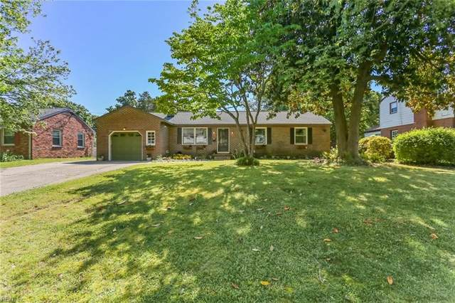 209 Dabney Dr, Newport News, VA 23602 (#10377321) :: RE/MAX Central Realty