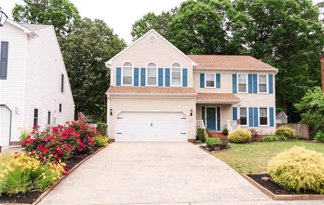 857 Lancaster Ln, Newport News, VA 23602 (#10377339) :: Berkshire Hathaway HomeServices Towne Realty