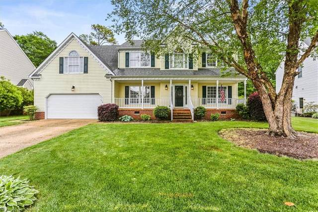 516 Brentmeade Dr, York County, VA 23693 (#10377359) :: Berkshire Hathaway HomeServices Towne Realty