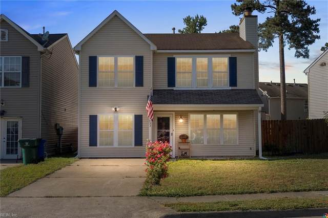 333 Pear Ridge Cir, Newport News, VA 23602 (#10377373) :: Berkshire Hathaway HomeServices Towne Realty