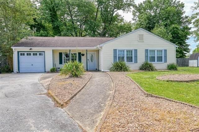 716 Whisperwood Dr, Newport News, VA 23602 (#10377382) :: Berkshire Hathaway HomeServices Towne Realty