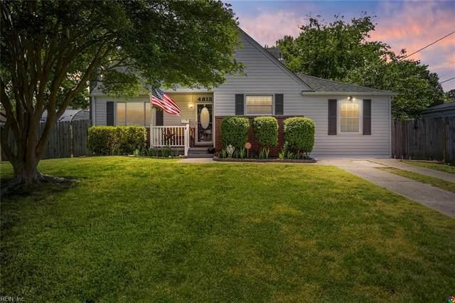 4813 Lonewillow Ln, Virginia Beach, VA 23455 (#10377388) :: The Kris Weaver Real Estate Team