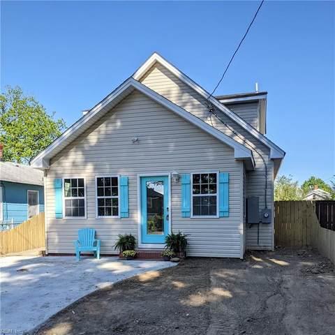 2206 N Mallory St, Hampton, VA 23664 (#10377402) :: RE/MAX Central Realty
