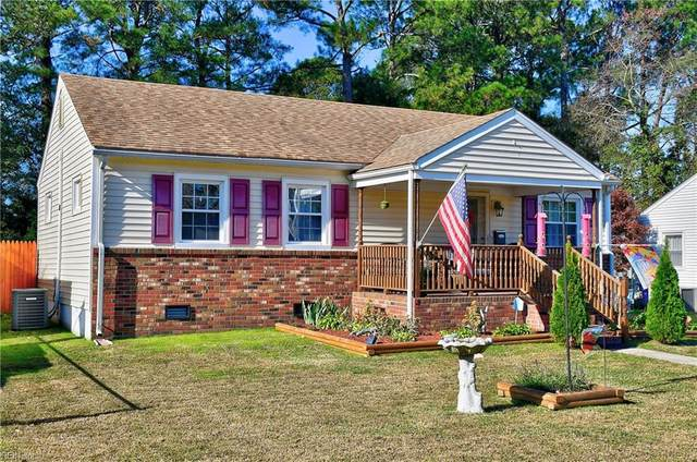 530 Douglas Ave, Portsmouth, VA 23707 (#10377406) :: Berkshire Hathaway HomeServices Towne Realty