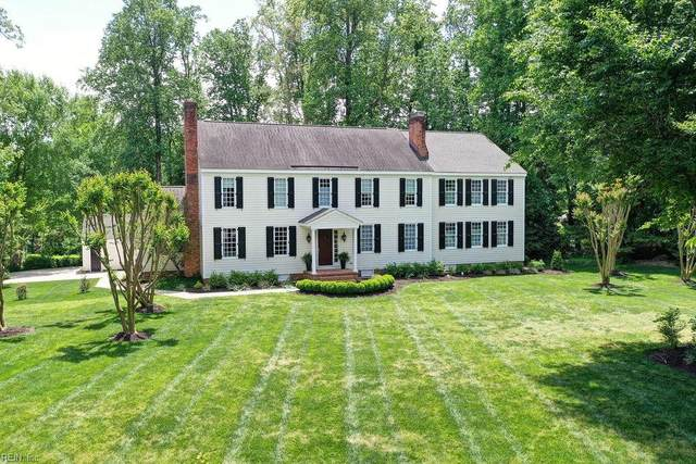 44 Whittakers Mill Rd, James City County, VA 23185 (#10377469) :: RE/MAX Central Realty