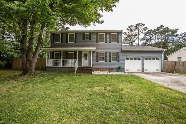 142 W Rexford Dr, Newport News, VA 23608 (#10377471) :: The Kris Weaver Real Estate Team