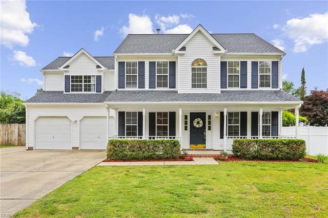 204 Sherbrooke Dr, Newport News, VA 23602 (#10377494) :: The Kris Weaver Real Estate Team