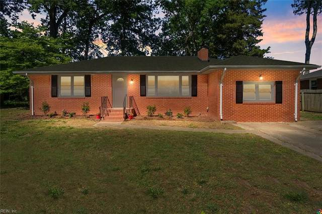 415 Mayflower Rd, Portsmouth, VA 23701 (#10377506) :: The Kris Weaver Real Estate Team