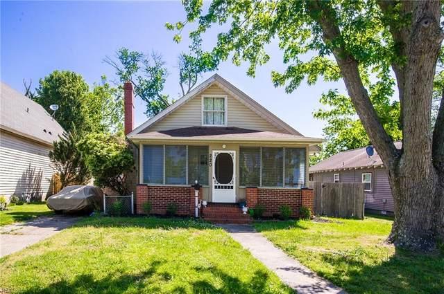 220 Clifton St, Hampton, VA 23661 (#10377527) :: The Kris Weaver Real Estate Team
