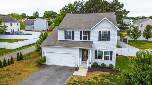 3443 Frederick Dr, James City County, VA 23168 (#10377530) :: RE/MAX Central Realty