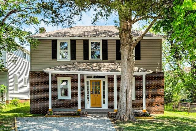 644 Ellington Ave, Hampton, VA 23661 (#10377549) :: The Kris Weaver Real Estate Team