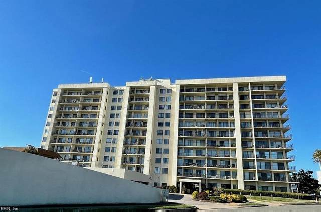 500 Pacific Ave #709, Virginia Beach, VA 23451 (#10377564) :: Rocket Real Estate