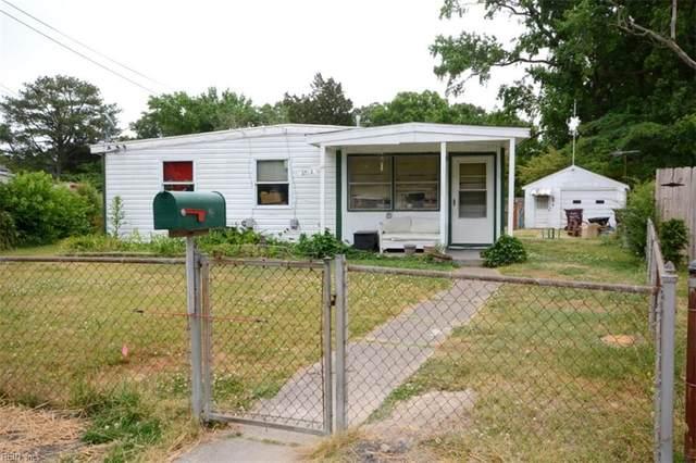 2512 Cayce Cir, Chesapeake, VA 23324 (MLS #10377575) :: Howard Hanna Real Estate Services