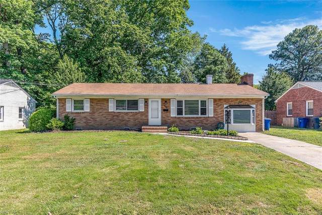 106 Allison Rd, Newport News, VA 23602 (#10377613) :: RE/MAX Central Realty