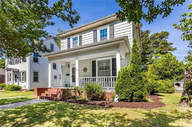 307 Linden Ave, Suffolk, VA 23434 (#10377635) :: Crescas Real Estate