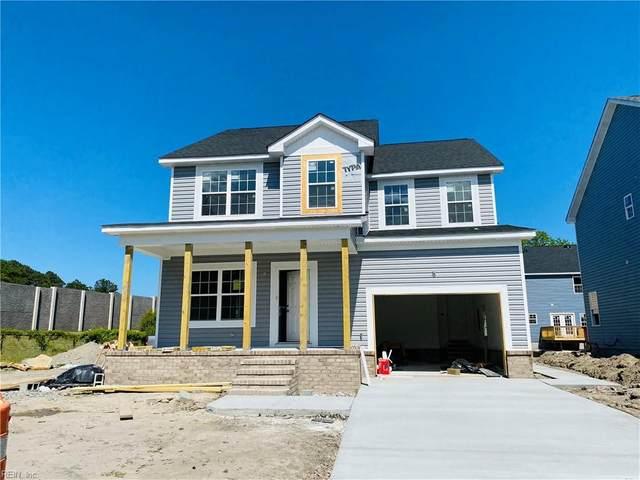 1307 Atlanta Ave, Portsmouth, VA 23704 (MLS #10377653) :: Howard Hanna Real Estate Services