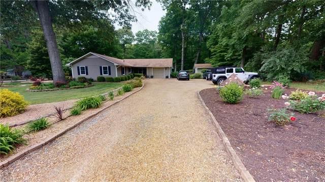 5551 Hickory Fork Rd, Gloucester County, VA 23061 (#10377709) :: Tom Milan Team