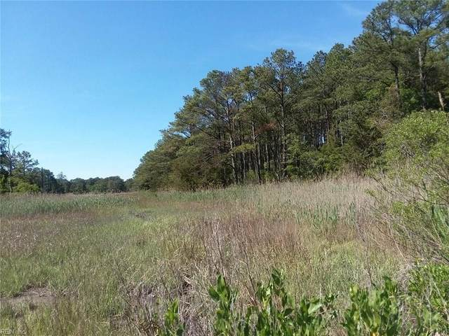5.47ac Harris Creek Rd, Hampton, VA 23669 (MLS #10377712) :: Howard Hanna Real Estate Services