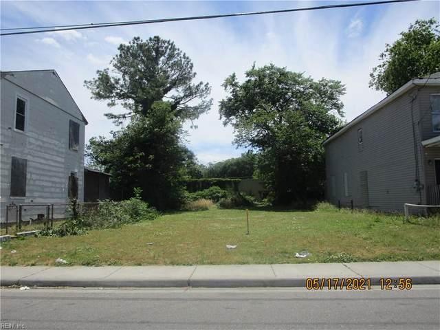 821 Duke St, Portsmouth, VA 23704 (#10377733) :: Berkshire Hathaway HomeServices Towne Realty