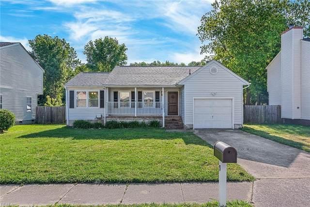 19 Eagles Lndg, Hampton, VA 23669 (#10377735) :: Berkshire Hathaway HomeServices Towne Realty