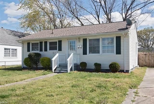3327 Greenwood Dr, Hampton, VA 23666 (#10377736) :: Tom Milan Team
