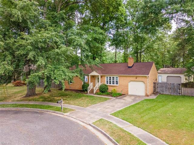 2324 Southern Pines Dr, Chesapeake, VA 23323 (#10377815) :: RE/MAX Central Realty