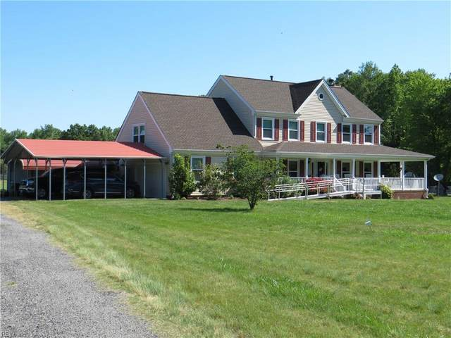 6987 Mill Creek Dr, Isle of Wight County, VA 23898 (#10377870) :: Atkinson Realty
