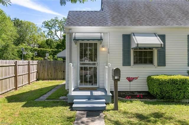 16 E Preston St, Hampton, VA 23669 (#10377885) :: Berkshire Hathaway HomeServices Towne Realty